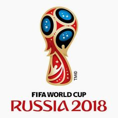 Lfernandes: FIFA revela logo da Copa do Mundo na Rússia 2018