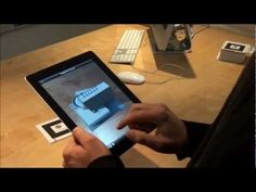 ARmedia Augmented Reality Player for iOS