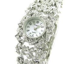 *WOW* Ladies 18K Plated BLING Bracelet Crystal Watch Made with SWAROVSKI Element Xanadu, http://www.amazon.com/gp/product/B002TJEPJC?ie=UTF8=213733=393185=B002TJEPJC=shr=abacusonlines-20 via @amazon