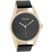 OOZOO+FASHION+WATCH+-+STYLE+C7994.+OOZOO+FASHION+WATCH+-+STYLE+C7994+An+OOZOO+WATCH+makes+a+great+and+affordable+gift+for+both+men+and+women,+so+great+for+a+special+birthday,+Christmas,+graduation+gift+or+perhaps+that+upcoming+anniversary?++FEATURES+*SIZE+45+ømm+*High+quality+Japanese+quartz+mechanism+*Black+Leather+strap+*Black+dial+and+rose+gold+casing+*1+Year+Guarantee*Splash+resistant  +If+you+buy+an+OOZOO+watch,+we+warn+you...+be+prepared+to+be+stopped+in+the+street,+at+work+and+in+t