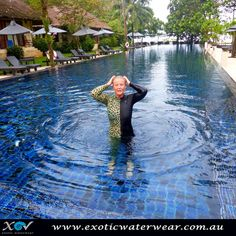 Blog posted: www.exoticwaterwear.com.au/blog/stinger-suit-holiday/  Buy colourful stinger suits, burkinis, lycra suits online in bold exotic prints & patterns, UPF 50+ sun protection with matching bikinis and sundresses for all watersports – sun protection clothing!