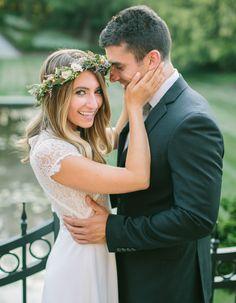 Style Me Pretty Blogger Bride