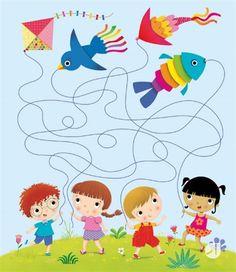 IOSSA FEDERICA   Leaf Illustration Cute Illustration, Snoopy, Kids Rugs, Esl, Children, Heaven, Illustrations, Fictional Characters, Google