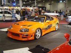 1995 Toyota Supra MKV