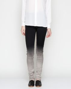 Cheap Monday Faded Black Second Skin