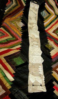 Antique Crochet Sampler