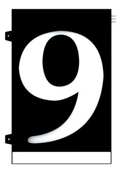 Homidea Backlit LED House Number 9 Led House Numbers, Turn Light, Number 9, Overhead Lighting, Family Outing, House Entrance, Day For Night, Home Projects, Lights