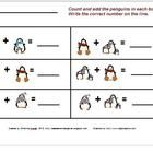 This is a sheet created by Christina Aronen that can be used as a printable worksheet. It can also be laminated and placed with whiteboard markers ...