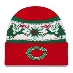 Chicago Bears Fillz Cuffed Knit Hat by New Era | SportsWorldChicago.com  #ChicagoBears