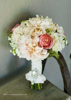 Wedding Flowers Featuring the Lovely Dahlia « Flourish – Wedding Flowers & Floral Design, Florist – Sacramento, California