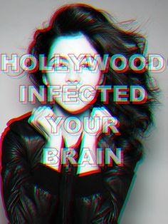 You wanna kiss in the raain ! Hollywood Marina and the Diamonds