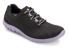 Womens truWalk zero Welded Lace-up by Rockport are a great multipurpose lightweight shoe. Offering shock absorbent cushioning with the Adidas adiprene technology.