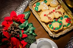 Aprenda a fazer biscoitos decorados para o #Natal. #Christmas #Noel