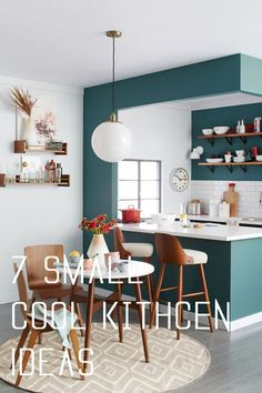 Kitchen Design Inspiration for Your Beautiful Home - Small Kitchen Remodel Cost .Kitchen Design Inspiration for Your Beautiful Home - Small Kitchen Remodel Cost Guide Kitchen Furniture, Kitchen Interior, Furniture Ideas, Table Furniture, Vintage Furniture, Furniture Stores, Furniture Design, Vintage Decor, Furniture Dolly