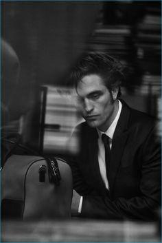 Robert Pattinson 2016 Dior Homme Photo Shoot 003