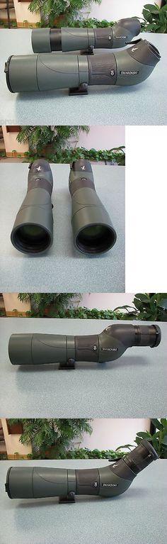 Spotting Scopes 31715: Swarovski Spotting Scope Ats Or Sts 65 Hd With 20-60X Eyepiece -> BUY IT NOW ONLY: $2268 on eBay!