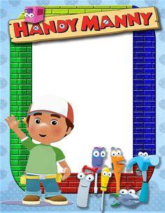 Manny manitas para imprimir bizcocho - Bob el manitas ...