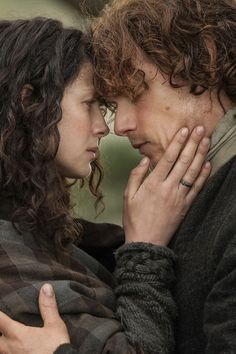 """""""When the day shall come that we do part,"""" he said softly, and turned to look at me, """"if my last words are not 'I love you' - ye'll ken it was because I didna have time."""" Outlander"""