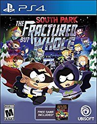 Playstation 4 South Park: The Fractured but Whole PS4