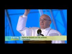 Discurso del Papa Francisco en vigilia de oración con los jóvenes JMJ Río 2013