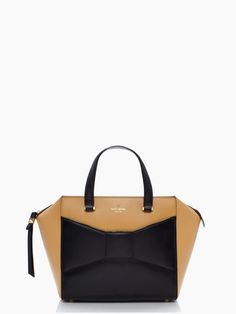 2 park avenue beau bag. Love the two tone. This is a big thing now. Just sayin, I liked it a month ago