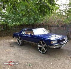 Chevy Caprice Classic, Chevrolet Caprice, Chevrolet Malibu, Chevrolet Chevelle, Custom Muscle Cars, Chevy Muscle Cars, Custom Cars, Donk Cars, Chevy Impala Ss