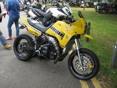 Yamaha TDR 500 Hybrid