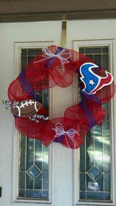 Houston Texans wreath!