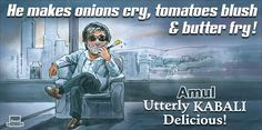 """Amul.coop on Twitter: """"Amul Topical: Superstar Rajinikanth mania sweeps the country! https://t.co/NQuR7KvGJo"""""""