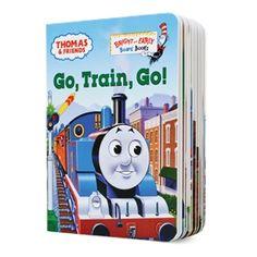 Thomas the Train Engine Go, Train, Go!