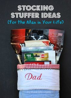 Stocking Stuffer Ideas for a Man #KYdatenight #shop #cbias