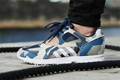 ADIDAS - EQT RACING (CAMO/COLLEGIATE NAVY)