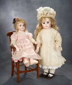 Beautiful French Bisque Bebe b... Auctions Online | Proxibid