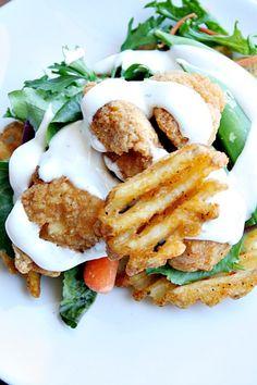 #Clip4School Tyson Project A+ Popcorn Chicken Salad