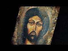 Ikona decoupage - DIY tutorial - YouTube Orthodox Icons, Diy Videos, Arts And Crafts, Art Crafts, Decoupage, Mona Lisa, My Arts, Fantasy, Sculpture