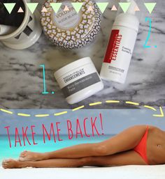 Give me back my Bahamas glow! This combo is killer especially when tanning in the bahamas isnt an option. Gte your glow on with our foaming sunless tanner and our citrus microdermabrasion paste! Packed with peptides and a delicious citrus smell (closest thing to a pina people!) You'll get silk smooth skin after just a single use. stinglerandf@gmail.com