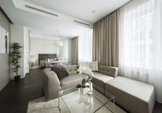 Hotel in Sparrow Hills by Alexandra Fedorova 04 - TravLiving