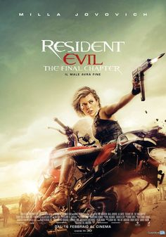 Resident Evil: The Final Chapter Streaming/Download (2017) SUB-ITA Gratis | Guardarefilm: http://www.guardarefilm.eu/streaming-film/11021-resident-evil-the-final-chapter-2017.html