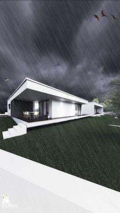SH House | Casa SH _ Lagares da Beira, Oliveira do Hospital, Portugal  | Design and Render by Rúben Ferreira | Arquitecto - www.facebook.com/RubenFerreira.Arq  #3d #render #3dsmax #vray #3dmodel #architecture #arquitetura #rubenferreiraarquitecto