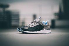 "Solebox x Asics GEL-Lyte Runner ""Blue Carpenter Bee"" Releasing This Week - EU Kicks: Sneaker Magazine"