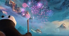 Film: First International Kung Fu Panda 3 Trailer | G33k-HQ