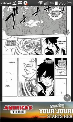 #FairyTail this is whats gonna happen soon spoilers!