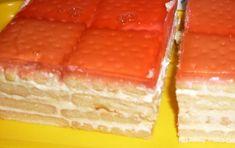 Tejfölös kekszes - Ez Szuper Delicious Food, Cheesecake, Goodies, Sweets, Sweet Like Candy, Gummi Candy, Gummi Candy, Yummy Food, Cheesecakes