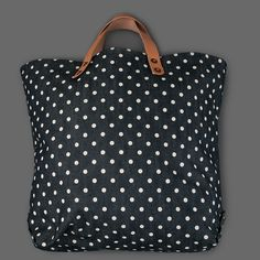 MILL MERCANTILE - Stanley & Sons - Polka Dot Market Tote
