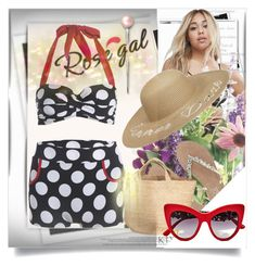 """""""Rosegal"""" by ilona-828 ❤ liked on Polyvore featuring GALA, ASOS Curve, Kiyonna, Avenue, M&Co, Dolce&Gabbana, polyvoreeditorial, rosegal and plus size clothing"""