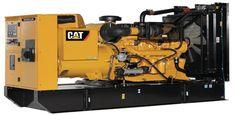 C15_550  Groupes électrogènes diesel 550 kVa Caterpillar Eneria