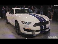 **First Look** 2016 Ford Mustang Shelby GT350 Video Review
