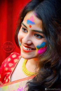 Beautiful Girl In India, Beautiful Dresses For Women, Beautiful Photos Of Nature, Beautiful Girl Image, Beautiful Asian Girls, Beautiful Bollywood Actress, Most Beautiful Indian Actress, Holi Girls, Holi Pictures