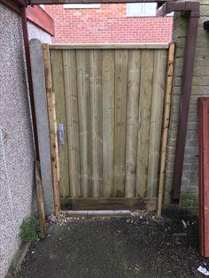 Garden Fencing, Fence, Bristol, Outdoor Structures, Building, Garden Fences, Buildings, Architectural Engineering