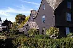 The House Of The Seven Gables - 1668 - $13 for adult tickets; tour is decent providing brief history of the house and people who lived there. A few neat artifacts. A terrifying climb up a secret staircase that is a foot wide. The grounds are gorgeous.